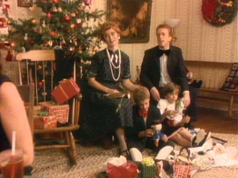 elmo patsy grandma got run over by a reindeer 1984 imvdb