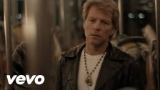 Jon Bon Jovi 'Not Running Anymore' music video
