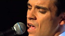 Robbie Williams 'I Will Talk And Hollywood Will Listen' music video