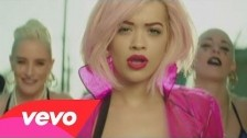 Rita Ora 'I Will Never Let You Down' music video
