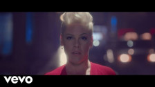 Pink 'Walk Me Home' music video
