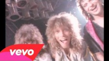 Bon Jovi 'You Give Love A Bad Name' music video