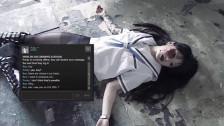yeule 'Pocky Boy' music video
