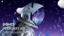 Lights 'February Air' music video