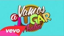 Thalía 'Vamos A Jugar' music video