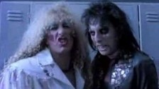 Twisted Sister 'Be Chrool to Your Scuel' music video