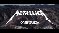 Metallica 'Confusion' music video