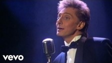 Barry Manilow 'I Can't Get Started' music video