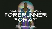 Shabazz Palaces 'Forerunner Foray' music video