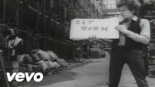 Bob Dylan 'Subterranean Homesick Blues' music video