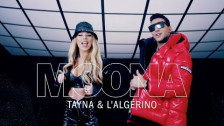 Tayna 'Moona' music video