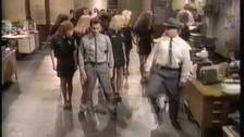 Dan Aykroyd 'City Of Crime' music video