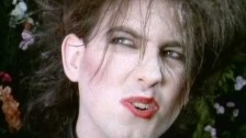 The Cure 'The Caterpillar' music video