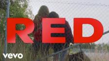 Grace Gaustad 'Red' music video
