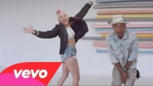 Pharrell Williams 'Come Get It Bae' music video