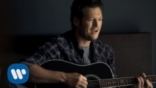 Blake Shelton 'Who Are You When I'm Not Looking' music video