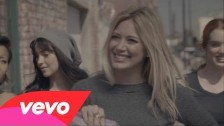 Hilary Duff 'All About You' music video