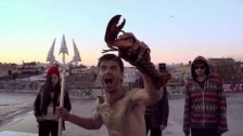 Honduras 'Alien' music video