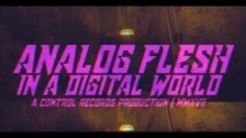 William Control 'Analog Flesh In A Digital World' music video