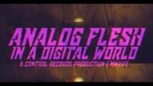 William Control 'Analog Flesh In A Digital World' music video