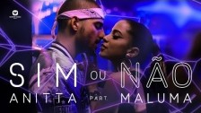 Anitta 'Sim Ou Não' music video