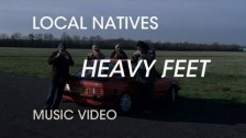 Local Natives 'Heavy Feet' music video