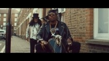 Dizzee Rascal 'Goin' Crazy' music video