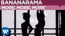 Bananarama 'More, More, More' music video