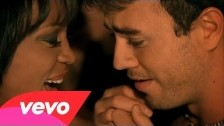 Enrique Iglesias 'Could I Have This Kiss Forever' music video