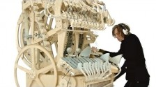 Wintergatan 'Marble Machine' music video