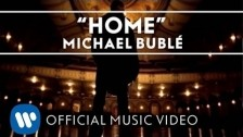 Michael Bublé 'Home' music video
