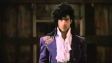 Prince 'Purple Rain' music video