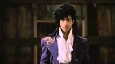 Prince 'Purple Rain' music video