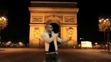 Pitbull 'Latinos in Paris' music video