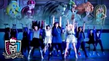 Monster High 'Fright Song' music video