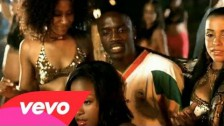 Akon 'Trouble Nobody/ Bananza' music video