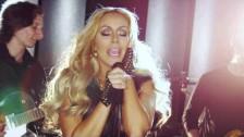 Aubrey O'Day 'Wrecking Ball' music video