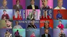 Magistrates 'When We Are Apart' music video
