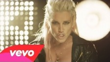 Ashley Roberts 'Woman Up' music video