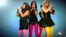 The Saturdays 'Up' music video