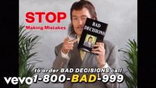 Bastille 'Bad Decisions' music video