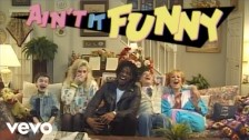 Danny Brown 'Ain't It Funny' music video
