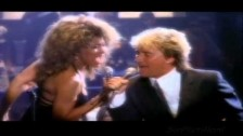 Rod Stewart 'It Takes Two' music video