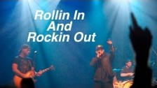 Jon Langston 'Rollin In and Rockin Out' music video