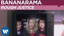 Bananarama 'Rough Justice' music video