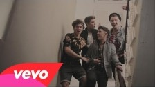 Union J 'Tonight (We Live Forever)' music video