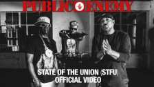 Public Enemy 'State Of The Union' music video
