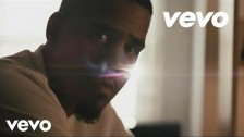 J. Cole 'Crooked Smile' music video