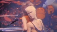 Billy Idol 'Mony Mony' music video