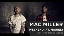 Mac Miller 'Weekend' music video